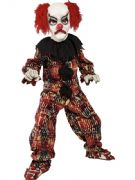 Scary Clown Costume - Boys Halloween Costume